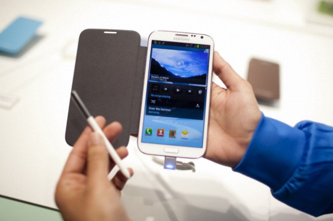Samsung Galaxy S4: The smartphone with everything